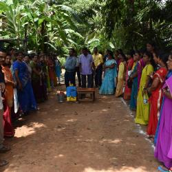 Female Farmers training workshop