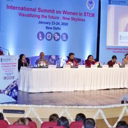 Inaugural Address by Secretary, DBT at 'International Summit on Women in STEM 2020'