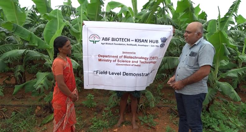 Success story of Biotech Kisan Scheme